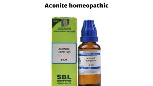 Aconite homeopathic