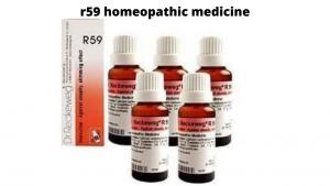 R59 homeopathic medicine